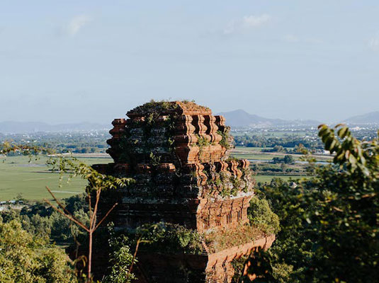 Cham Temples of Quy Nhon
