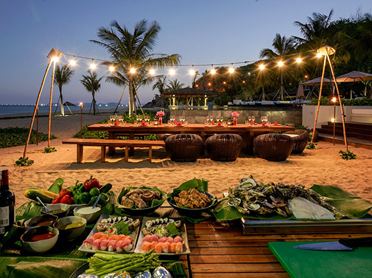 Contemporary Dining to Know in Quy Nhon