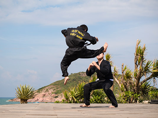 Martial Arts in Quy Nhon